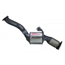 Kfzteil Katalysator AUDI Q7 6.0 TDI V12 links 4L0254300CX, 4L0131701B