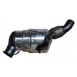 Kfzteil Rußpartikelfilter, Partikelfilter DPF - BMW 318d / 320d - 2.0TD - 18307798307