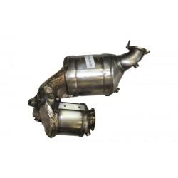 Kfzteil Rußpartikelfilter, Partikelfilter DPF - AUDI A6/S6 A7 - 3.0 TDi - 4G0254750LX 4G0254750PX