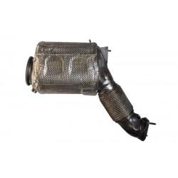 Kfzteil Rußpartikelfilter, Partikelfilter DPF - BMW 750dX / M550dX - 3.0d - 18308516696