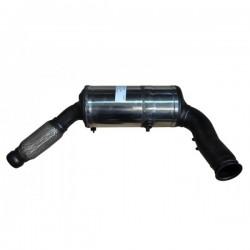 Kfzteil Rußpartikelfilter, Partikelfilter DPF MERCEDES Sprinter W906 218 / 318 / 518 - 9064907281