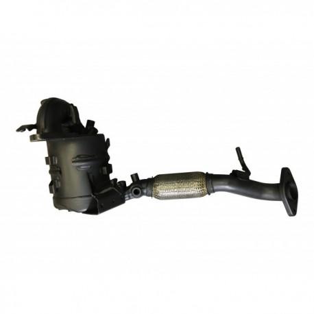Kfzteil Rußpartikelfilter, Partikelfilter DPF Mazda CX-3 - 1.5 D 4WD - S5532055XA S553-2055XA