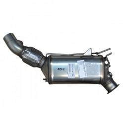 Kfzteil Rußpartikelfilter,Partikelfilter,DPF BMW X5 F15 EURO 6 - 25d, 25dx - 18308581684