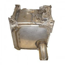 Kfzteil Katalysator K6915 SCR Euro 5 MERCEDES Actros - A0024902514 , 002.490.2514