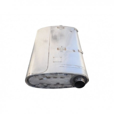 Kfzteil Katalysator K6919 SCR Euro 5 MERCEDES Axor Actros - Dinex 51395 , 002.490.7014 , 002.490.1114 001.490.1114