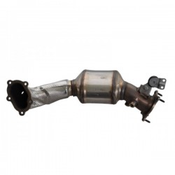 Kfzteil Katalysator - AUDI A6/S6 - 3.0 TDI - 4G0254200P, 4G0131703L