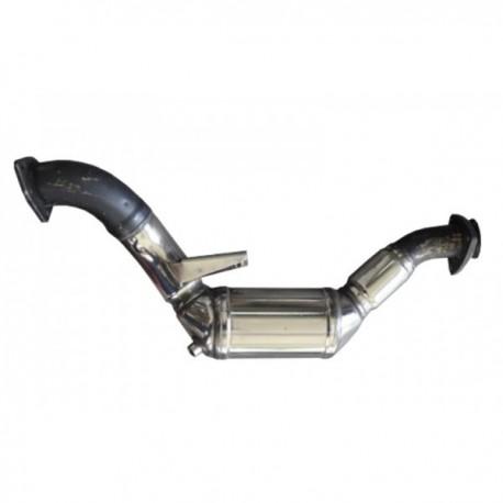 Kfzteil Katalysator AUDI A8 4.2 TDI Quattro -linke Seite- 4E0131701DM, 4E0178CA