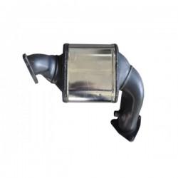 Kfzteil Katalysator AUDI A4 (B7) 2.7-3.0 TDI - 8E0131701GP, 8E0254201E