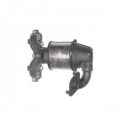 Katalysator FORD Fiesta - 1.6 16V - 4S61-5G232-J, 2S61-5G236-G