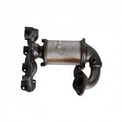 Kfzteil Katalysator FORD Fiesta V - 1.3 - 4S61-5G232-PB, 1437099, 4S615G232PB