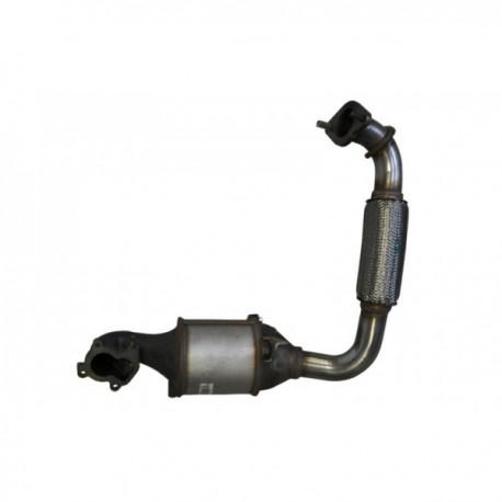 Kfzteil Katalysator Ford Fusion / Fiesta - 1.4 TDCI - 2661-5E211-DC, 1370266