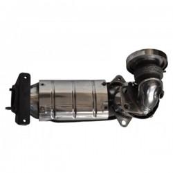 Kfzteil Katalysator FORD - 1B622A