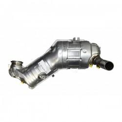 Kfzteil Rußpartikelfilter,Partikelfilter,DPF FIAT 500 / LANCIA Ypsilon - 1.3 Euro 6 - 55273018 55254023