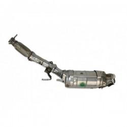 Kfzteil Rußpartikelfilter, Partikelfilter DPF Nissan Qashqai - 2.0 dCi - 20010BR40A
