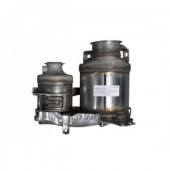 Kfzteil Rußpartikelfilter,Partikelfilter DPF VW Golf, Passat / AUDI A3 Euro 6 - 04L131670BX / 04L131669KX
