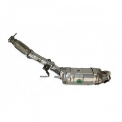 Kfzteil Rußpartikelfilter, Partikelfilter DPF Nissan - 20010BR40A