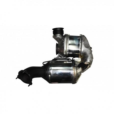 Kfzteil Rußpartikelfilter,Partikelfilter,DPF - Audi Q7 4.0 TDI - 4M0254751FX