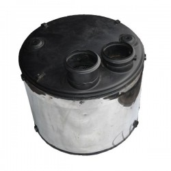 Kfzteil Katalysator SCR DAF XF95 XF105 CF85 Euro 5 , 5 - sensoren Dinex - 21441 1747245 1827547 1669321