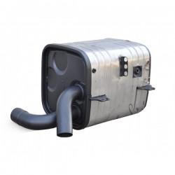 Kfzteil Katalysator SCR Euro 4/5 MERCEDES Atego - 6.4 - Dinex 54302 001.490.1514 000.490.6314 A0014901514 A0004906314