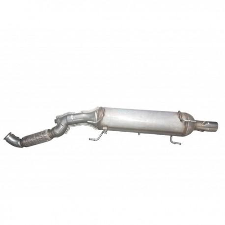 Kfzteil Rußpartikelfilter,Partikelfilter, FAP CITROEN Jumper III / PEUGEOT Boxer III - 2.0 HDI - 1614073980 1620046880