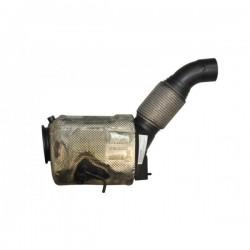 Kfzteil Rußpartikelfilter, Partikelfilter DPF BMW X5 / X6 - 18308516697
