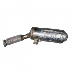 Kfzteil Rußpartikelfilter, Partikelfilter DPF, RENAULT Trafic / OPEL Vivaro - 1.6 biturbo - 95522110 93450039