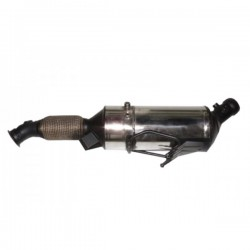 Rußpartikelfilter, Partikelfilter DPF VW Crafter - 2.5 TDi - 2E0254700JX