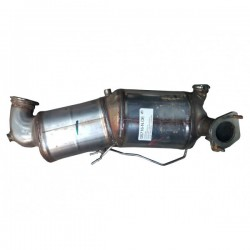 Kfzteil Rußpartikelfilter,Partikelfilter DPF FIAT Ducato - 2.0 D - 1389398080 1395676080