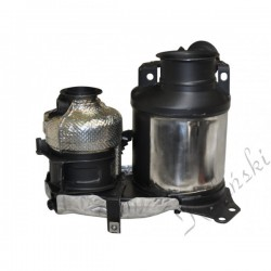 Kfzteil Rußpartikelfilter, Partikelfilter DPF VW / AUDI / SEAT / SKODA - 1.6-2.0 TDi - 04L131602PX 04L131669JX 04L131648RX 04L131609SX 04L131648SX