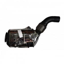 Kfzteil Rußpartikelfilter, Partikelfilter DPF BMW 325d / 330d / 525d / 530d - 3.0 TD - 18307808235 18307806413 18307806411