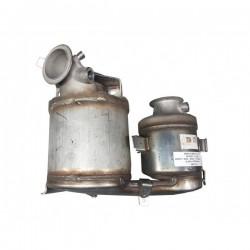Kfzteil Rußpartikelfilter, Partikelfilter DPF VW / AUDI / SEAT / SKODA - 1.6-2.0 TDi - 04L131602PX 04L131669JX 04L131648RX 04L131609SX