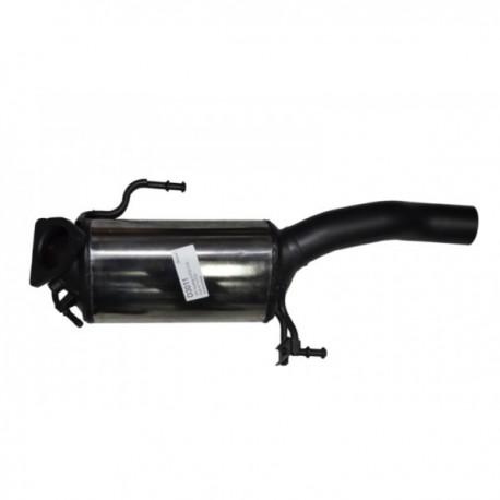 Kfzteil Rußpartikelfilter, Partikelfilter DPF VW Touareg / AUDI Q7 - 4.2-5.0 V8 TDI - 7L8254850AX 7L6131709F