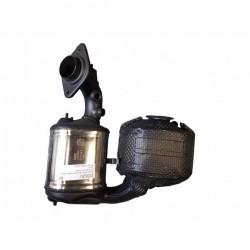 Kfzteil Rußpartikelfilter, Partikelfilter DPF TOYOTA Auris Avensis Verso Rav 4 - 1.6-2.0 D-4D - 25051-YV030 25051YV030