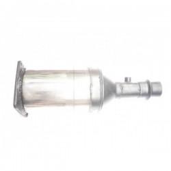 Kfzteil Rußpartikelfilter, Partikelfilter FAP PEUGEOT 307 - 2.0 HDi 110FAP - 1731Y7