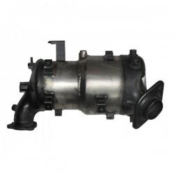 Kfzteil Rußpartikelfilter, Partikelfilter TOYOTA Auris Avensis RAV4 Verso - 2.0 D-4D - 250510R070 25051-0R070