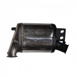 Kfzteil Rußpartikelfilter, Partikelfilter DPF VW Transporter T5 - 2.5 TDi 4WD - 7H0254700JX 7H0254700MX