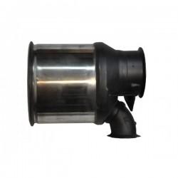 Kfzteil Rußpartikelfilter, Partikelfilter DPF VW / AUDI / SKODA - 1.6 TDI - 04L131601HX 04L131602EX 04L131601GX 04L131606EX