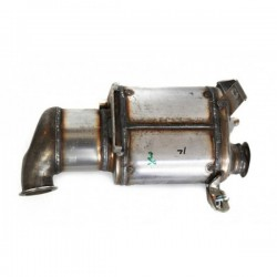 Kfzteil Rußpartikelfilter, Partikelfilter DPF - VW Transporter T5 - 2.0 TDi - 7E0254700JX 7E0254700EX