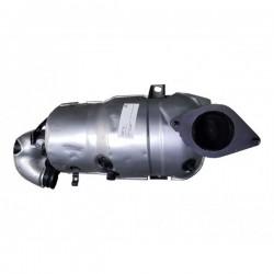 Kfzteil Rußpartikelfilter,Partikelfilter DPF FIAT Ducato - 2.3 D - 1392486080