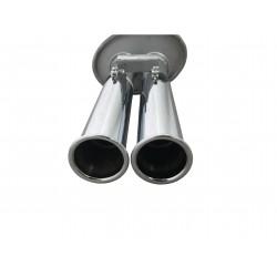 Kfzteil Auspuffblende, Auspuff Endrohr MERCEDES-BENZ Pagode W113, 230SL, 250SL, 280SL