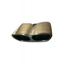 Kfzteil Auspuffblende, Auspuff Endrohr PORSCHE Boxster, Cayman 987 S MK1 - 987.111.256.01