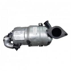 Kfzteil Rußpartikelfilter,Partikelfilter,DPF FIAT Ducato - 2.3 Multijet - 21036701 81085520