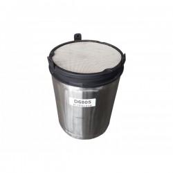 Kfzteil Rußpartikelfilter,Partikelfilter,DPF Euro 6 MAN TGL TGM - 81.15103.0148 81151030148