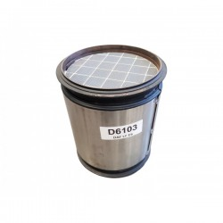 Kfzteil Rußpartikelfilter,Partikelfilter,DPF DAF LF Euro 6 - 5296897