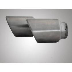 Kfzteil Endschalldämpferblende / Endrohrblende AUDI A3 A4