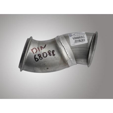 Kfzteil Kollektorrohr, Mittelrohr, Abgasrohr, Rohrleitung mitte Dinex 68088, OE-Nummer: 1771141, 1547488