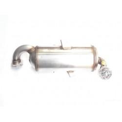 Kfzteil Rußpartikelfilter, Partikelfilter FAP CITROEN / PEUGEOT - 1.6 HDi 110PS - WALKER 93014