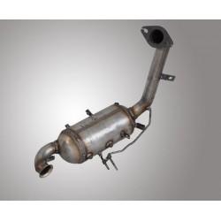 Katalysator, Rußpartikelfilter, Partikelfilter FAP Ford Focus / Volvo S40 V50 / Mazda 3 - 1.6 Diesel