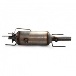 Katalysator mit Rußpartikelfilter, Partikelfilter DPF neu Fiat Croma 1.9JTD, 2.4JTD / 939A1, 939A2, 939A3, 939A7 / 51780157