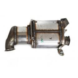 T5 2.0TDi - DPF Rußpartikelfilter, Katalysator